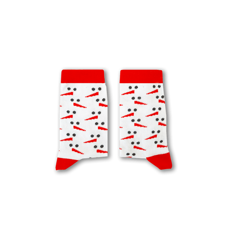 Snowface Kids Socks
