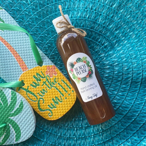 Beach Please Tanning Oil - Fouxx.com