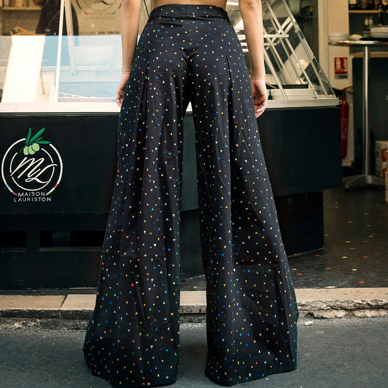Charme Martial Pants - Black - Fouxx.com