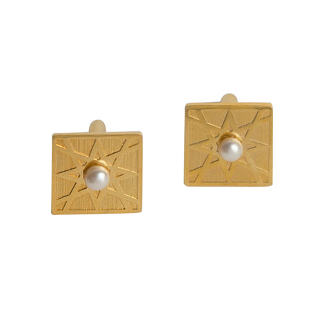 El Arabesque Cufflinks
