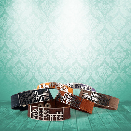 Beirut Leather Bracelets - Fouxx.com