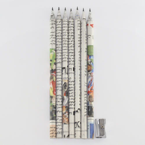 Recycled Pencils - Fouxx.com