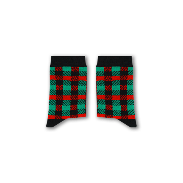 Checkered Kids' Socks - Fouxx.com