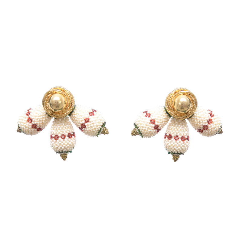 Sheikha Clip On Earrings - Fouxx.com