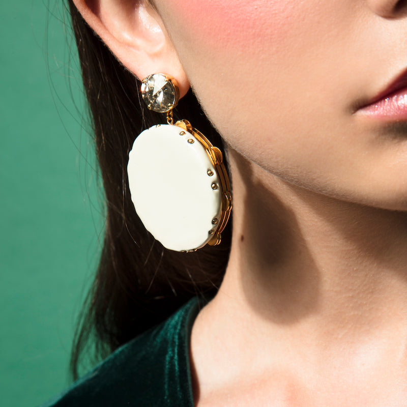 Daff Earrings - Fouxx.com