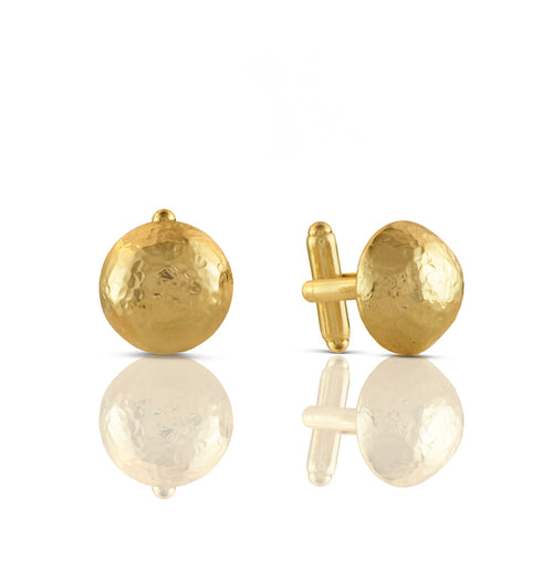 Gold Cufflinks - Fouxx.com