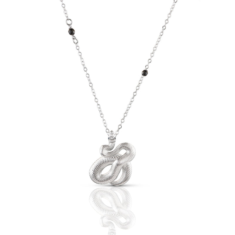 The Serpent - Necklace - Fouxx.com