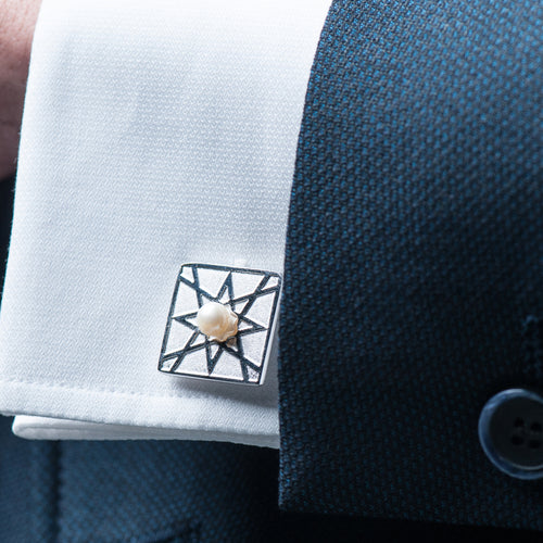 El Arabesque Cufflinks - Fouxx.com