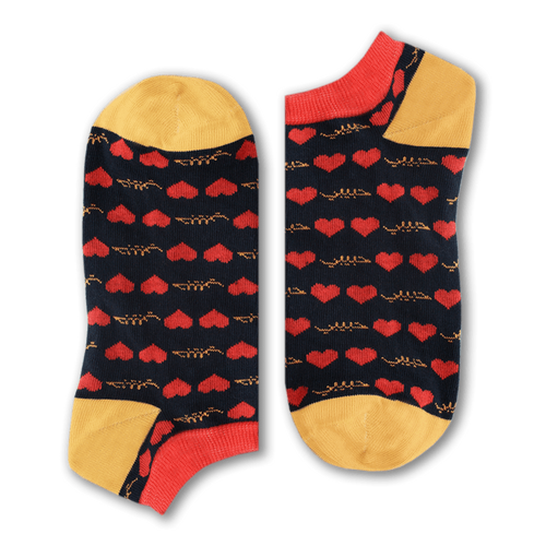 Habibi Short Socks - Men & Ladies - Fouxx.com