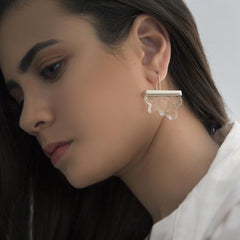 Iceberg Earrings