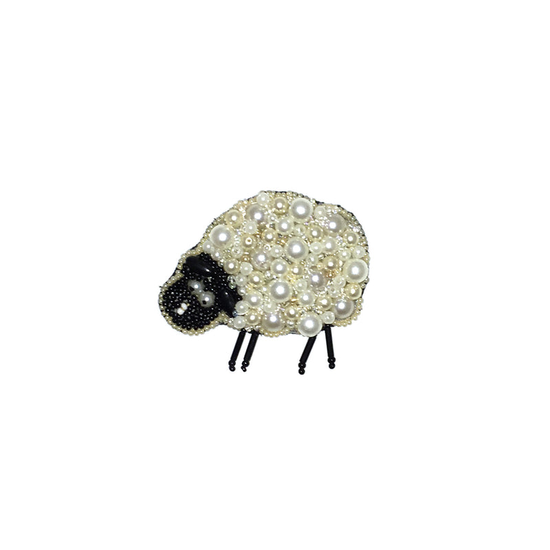 Sheep Brooch - Fouxx.com