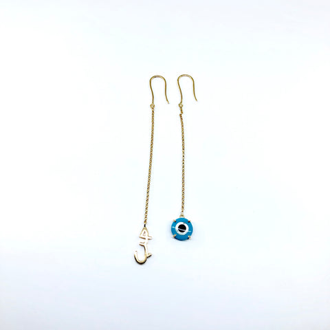 Hob Earrings - Fouxx.com