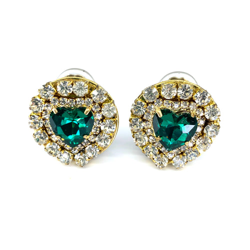 Catherine Clip On Earrings - Fouxx.com