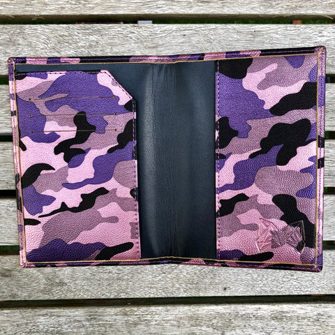 Pink Camo - Lebanon Passport Cover