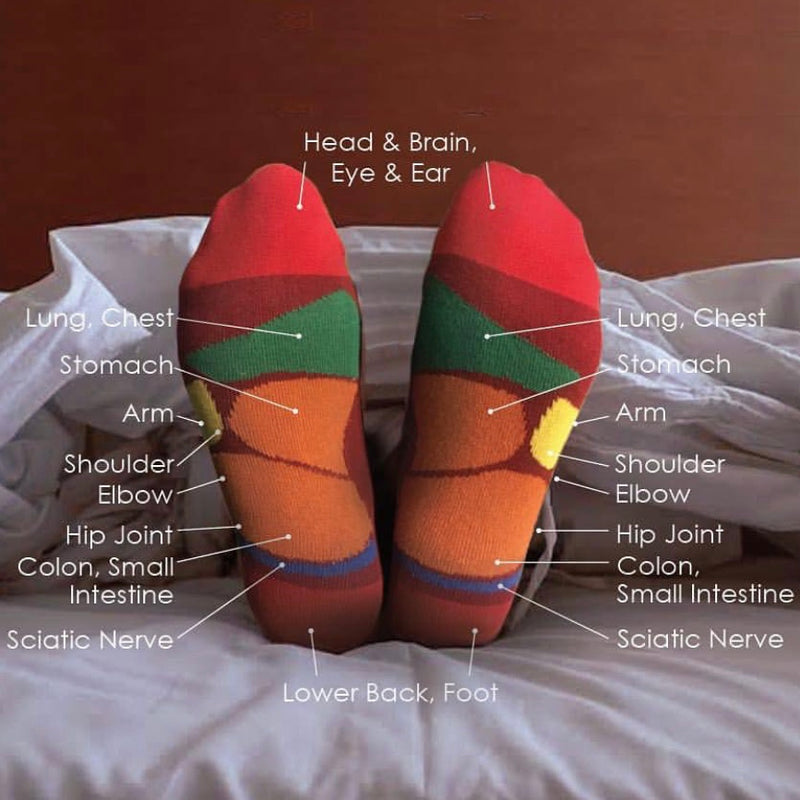 Reflexology Socks - Fouxx.com