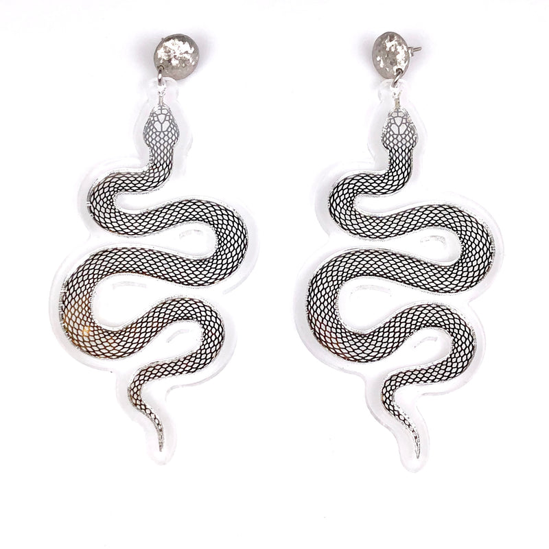 The Snake - Silver - Fouxx.com