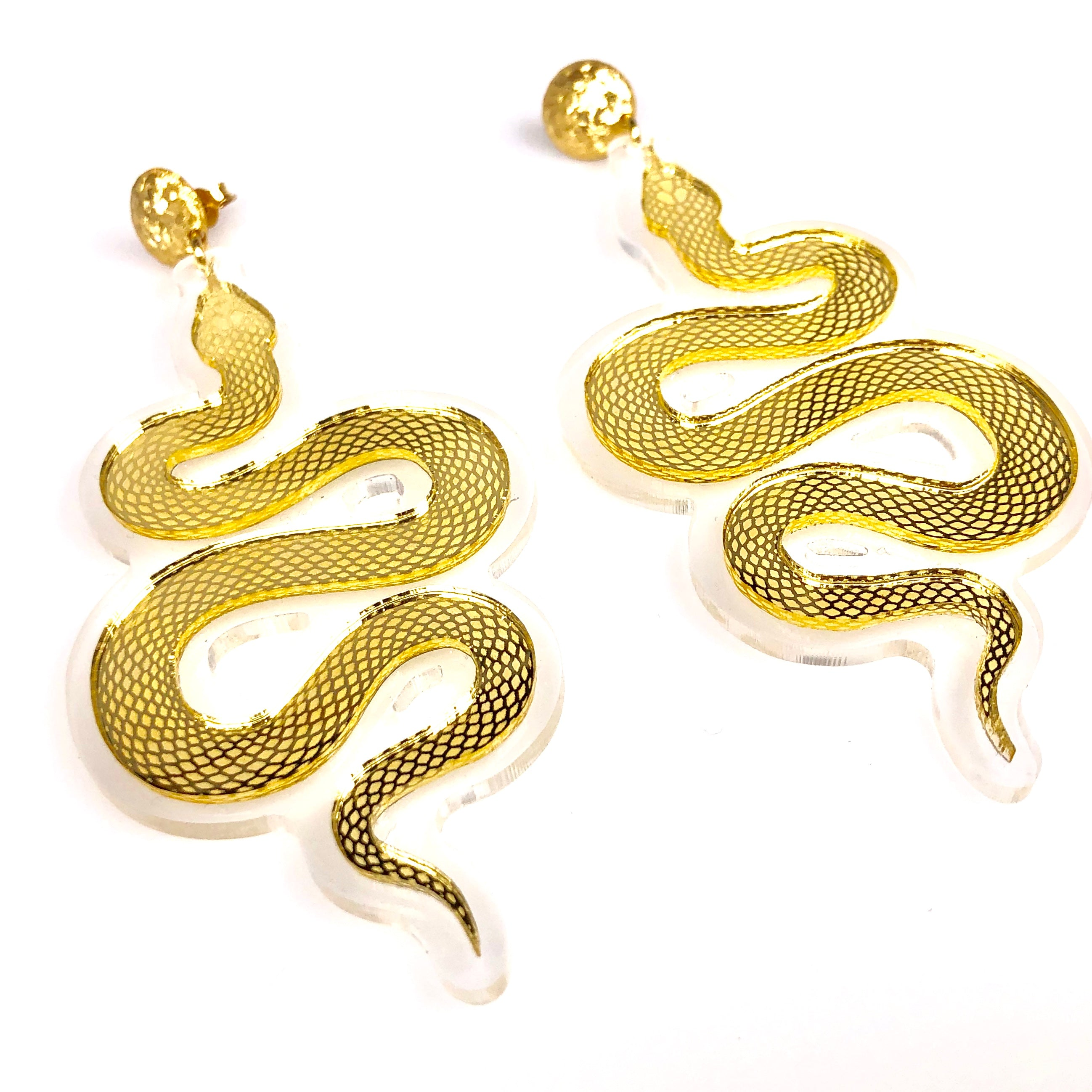 The Snake - Gold