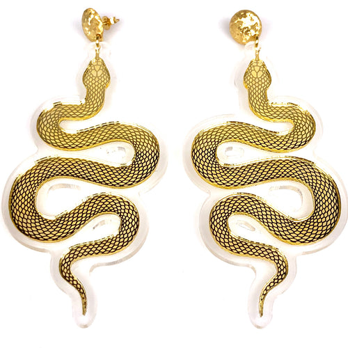 The Snake - Gold - Fouxx.com