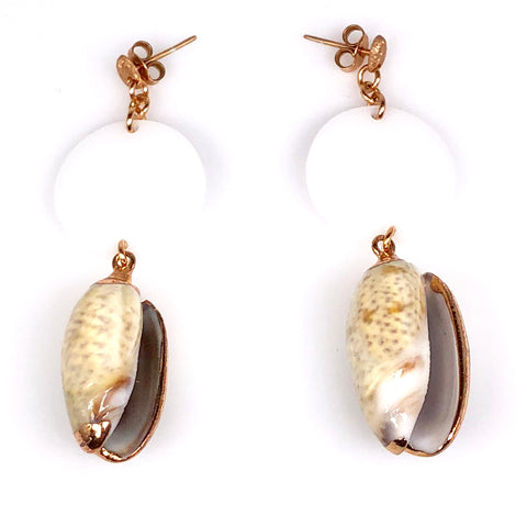 The Shell Earrings