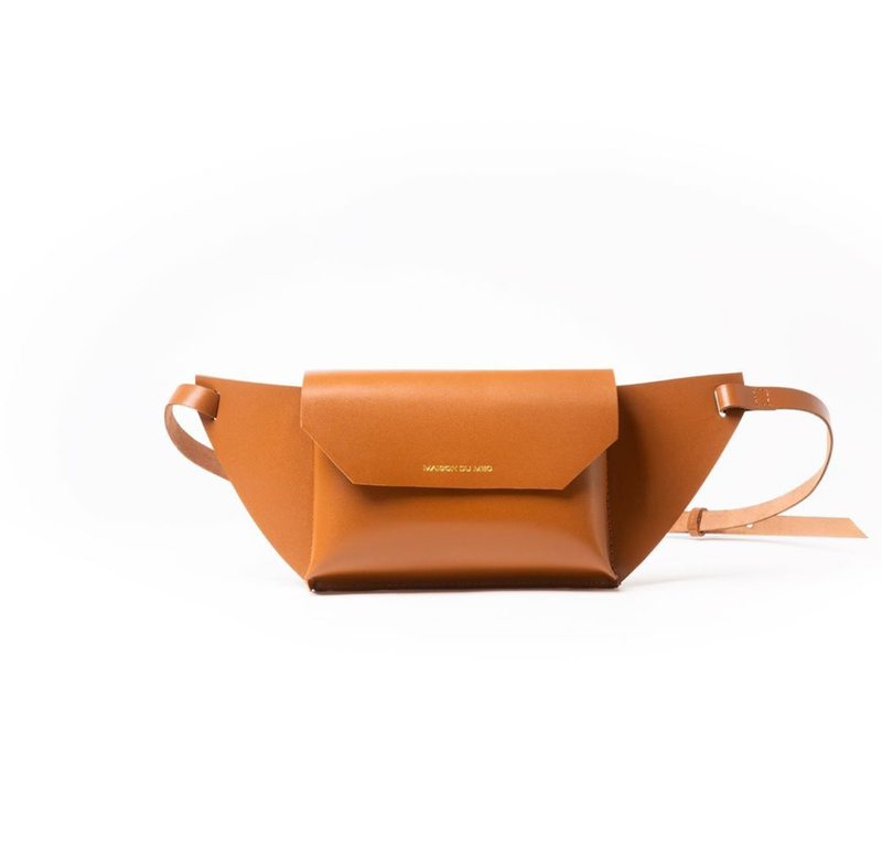Belt Bag - Camel - Fouxx.com