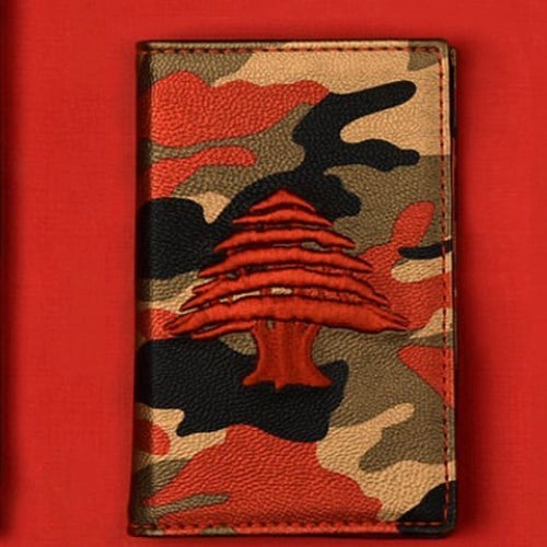 Red Camo - Wallet - Fouxx.com