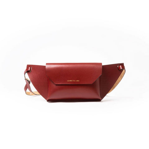 Belt Bag - Burgundy