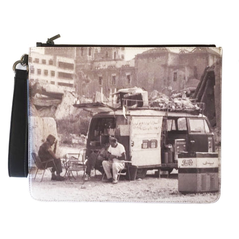 Van Pouch - Medium