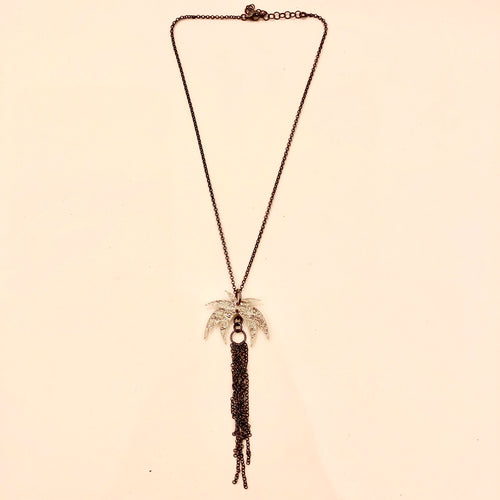 Palm Necklace - Fouxx.com