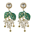 Jasmine Earrings - Fouxx.com