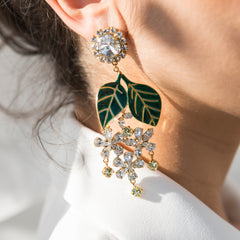 Jasmine Earrings