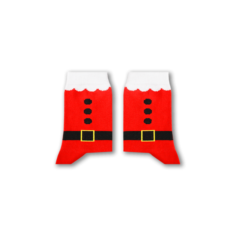 Mini Santa Socks