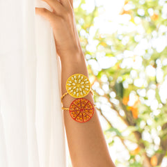 Lemon vs Orange Bracelet
