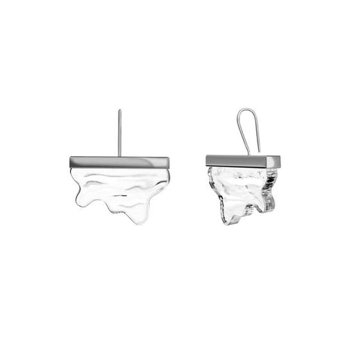 Iceberg Earrings - Fouxx.com
