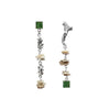 Reef Earrings - Green - Fouxx.com