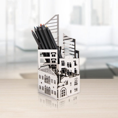 Beirut City Pen Holder