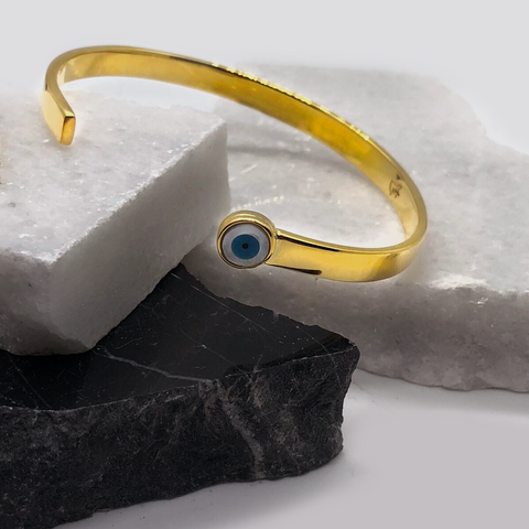 El Evil Eye Bracelet - Gold