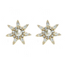 Star Crystal Earrings - Fouxx.com