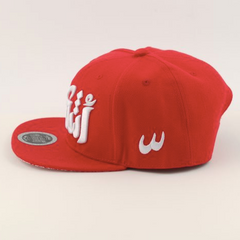 Ashekman Red Snapback