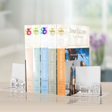 Book Holder Village - Fouxx.com