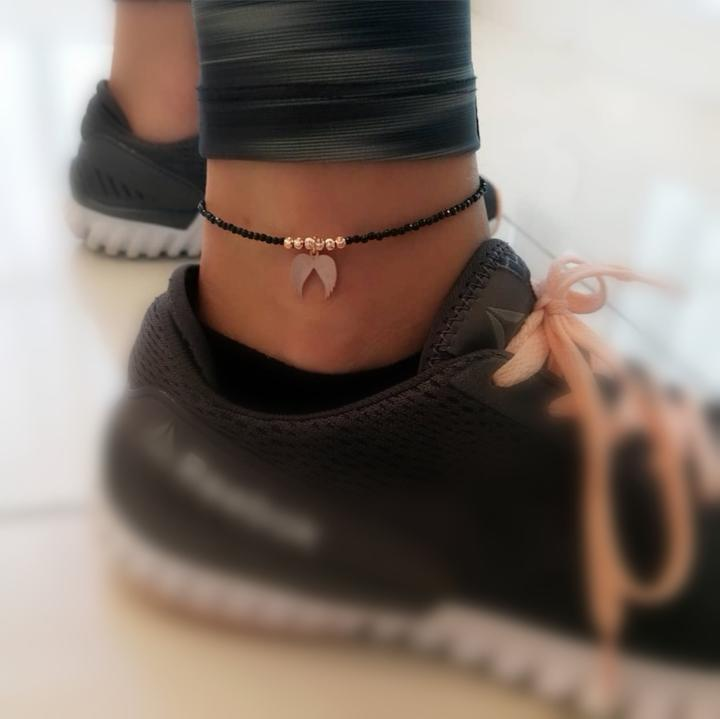 Calina Anklets