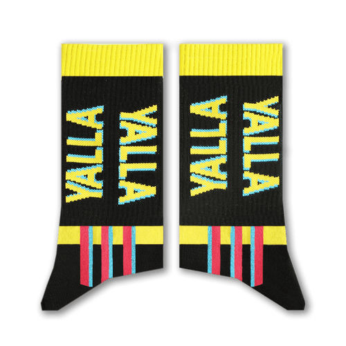 Yalla Sports Socks - Men - Fouxx.com