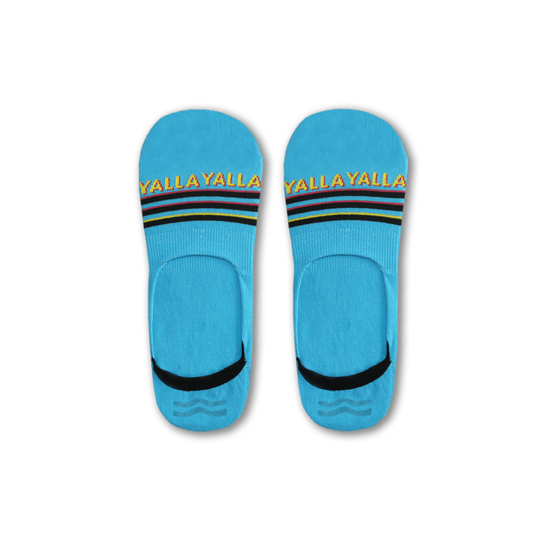 Yalla Invisible Socks - Men - Fouxx.com