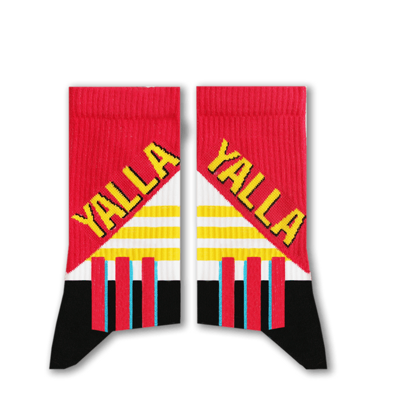 Yalla Sports Socks - Ladies - Fouxx.com