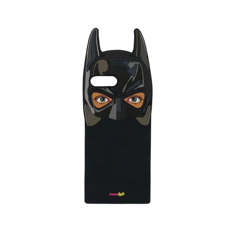 Bat Niqab Iphone Case