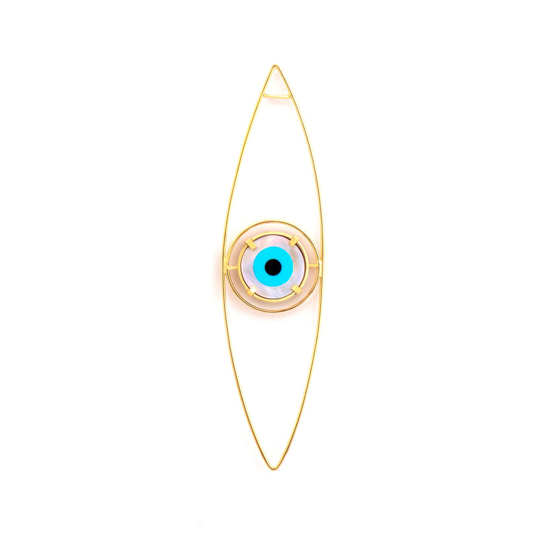 Big Eye Earring - Fouxx.com