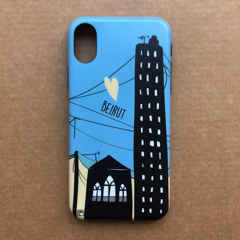 Beirut Love - Phone Cover - Fouxx.com