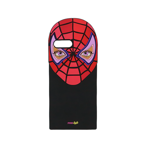 Spider Niqab Iphone Case