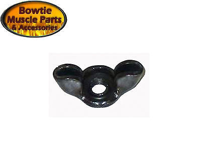 65-72 CAMARO NOVA CHEVELLE IMPALA CORVETTE HOLLEY Q-JET CARB BLACK WING NUT