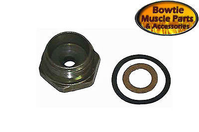 67 68 69 70 71 HOLLEY CARB 5/16 FUEL INLET NUT CAMARO NOVA CHEVELLE
