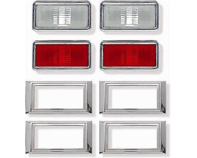 68 1968 CAMARO PARKING SIDE MARKER LIGHT KIT (20 pcs) SS Z/28 COPO RS